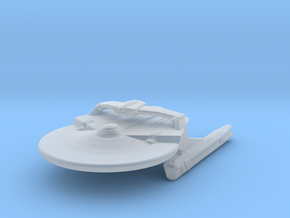 USS Trial NCC-1948 1/7000 in Frosted Ultra Detail