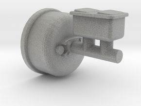 1/10 scale Crawler Brake Booster in Metallic Plastic