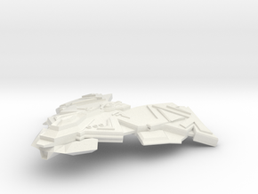 Cardassian Kuval CLASS in White Natural Versatile Plastic