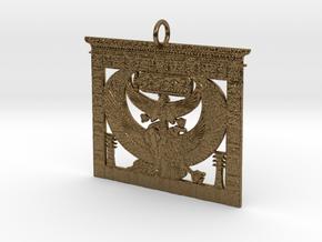 Kemet Deep Charm in Polished Bronze