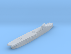 Europa German Aircraft Carrier (Global War Scale) in Smooth Fine Detail Plastic