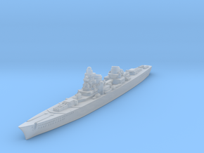 P-Class German Cruiser (GW36) in Smooth Fine Detail Plastic