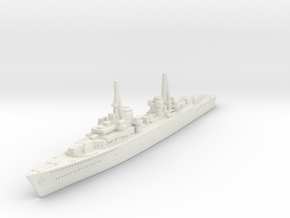 Spahkreuzer German Destroyer (GW36) in White Strong & Flexible