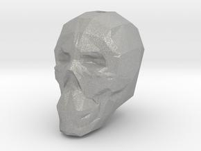SkullMistakeOldWrong20 in Aluminum