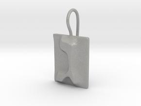 03 Gimel Earring in Aluminum