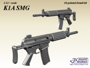1/12+ K1A SMG in Frosted Extreme Detail: 1:12