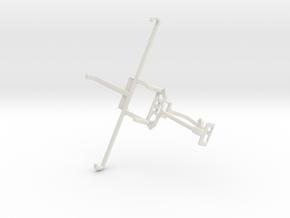 Controller mount for Xbox One & Acer Liquid Jade P in White Natural Versatile Plastic