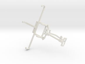 Controller mount for Xbox One & alcatel Pixi First in White Natural Versatile Plastic