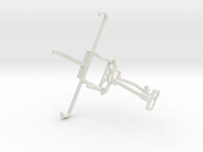 Controller mount for Xbox One & alcatel Pixi 4 (4) in White Natural Versatile Plastic