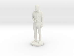 Printle C Homme 251 - 1/24 in White Strong & Flexible