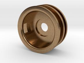 Truck Clutch piston in Natural Brass