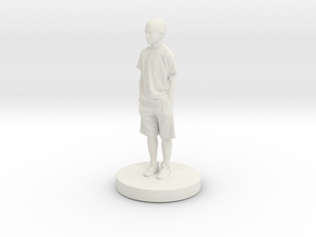 Printle C Homme 040 - 1/24 in White Natural Versatile Plastic