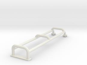 Ladder for roofrack D90 D110 Adventure Team Raffee in White Natural Versatile Plastic