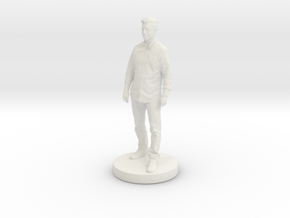 Printle C Homme 054 - 1/24 in White Strong & Flexible