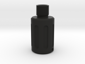 SP-1 Thread Adapter in Black Natural Versatile Plastic