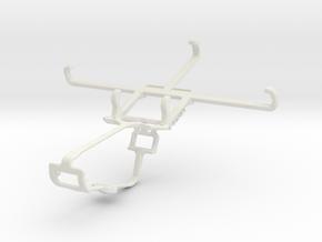 Controller mount for Xbox One & Vodafone Smart pri in White Natural Versatile Plastic