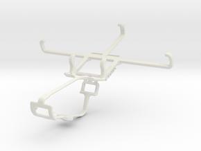 Controller mount for Xbox One & Motorola Moto X (2 in White Natural Versatile Plastic