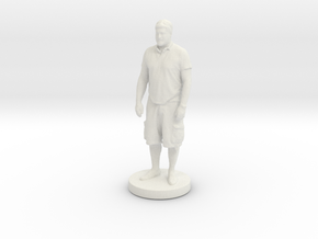 Printle C Homme 067 - 1/24 in White Strong & Flexible
