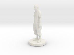 Printle C Homme 076 - 1/24 in White Strong & Flexible
