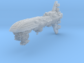 Assault Frigate Mk I Type III (1/7000) in Frosted Ultra Detail