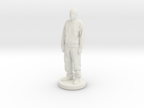 Printle C Homme 094 - 1/24 in White Natural Versatile Plastic