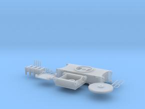 Raupenkranteil ähnlich LR 11000 Unterwagen in Smooth Fine Detail Plastic