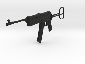 "Sturmgewehr MP 45(M) Variant, ""Storm Rifle"", 1/6 in Black Strong & Flexible"