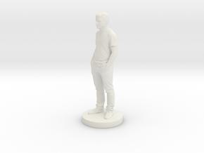 Printle C Homme 100 - 1/24 in White Natural Versatile Plastic