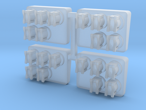 Prises BB22200 TVM in Smoothest Fine Detail Plastic