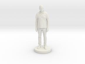 Printle C Homme 124 - 1/24 in White Natural Versatile Plastic