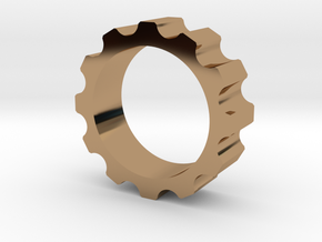 Bolt ring in Polished Brass: 9 / 59