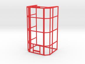 Ballengitter für UH Joskin EX5T 1:32 in Red Processed Versatile Plastic