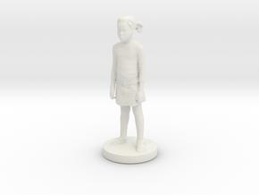 Printle C Kid 015 - 1/24 in White Natural Versatile Plastic