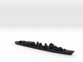 Kildin-class destroyer, 1/2400 in Black Hi-Def Acrylate