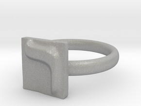 20 Resh Ring in Aluminum: 7 / 54