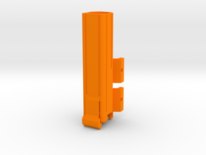 Helio M726-G (Long) in Orange Processed Versatile Plastic