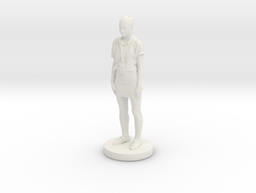 Printle C Femme 070 - 1/24 in White Strong & Flexible