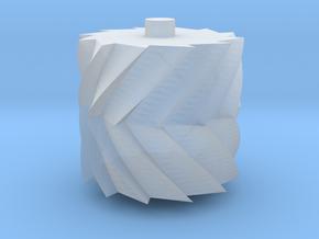 Laufabrauðshjól in Smooth Fine Detail Plastic