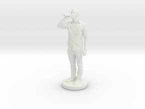 Printle T Homme 179 - 1/24 in White Natural Versatile Plastic