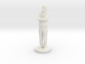 Printle C Homme 196 - 1/24 in White Natural Versatile Plastic