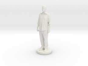 Printle C Homme 197 - 1/24 in White Strong & Flexible