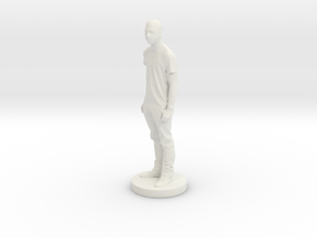 Printle C Homme 238 - 1/24 in White Natural Versatile Plastic