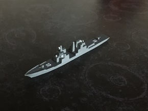 Cruiser Baseline, 1/1800 in White Natural Versatile Plastic