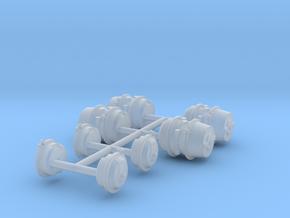 1/35 HEMTT Brake Cylinders MSP35-027 in Smoothest Fine Detail Plastic