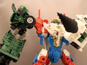 Power Drill for Combiner Wars in Black Strong & Flexible