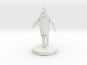 Printle C Homme 214 - 1/24 in White Strong & Flexible