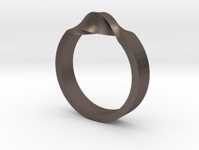 Flex Ring Sizes 6-10 in Stainless Steel: 7 / 54