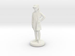Printle C Kid 029 - 1/24 in White Strong & Flexible
