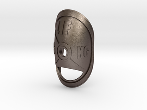 Gym Weight Bottle Opener in Stainless Steel