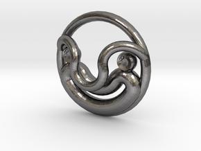 Haapee wired in Polished Nickel Steel